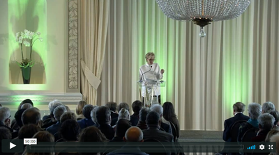 Address by the laureate Siri Hustvedt
